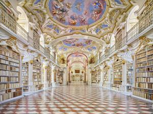 Admont Abbey-Foto-Library