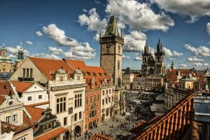 Prague City Tourism-foto